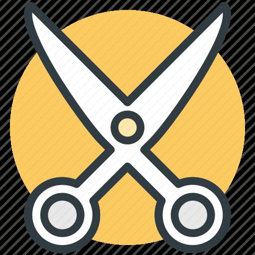 cutting, cutting tool, scissor, trimming, utensil icon