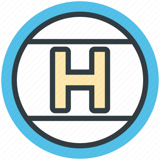hotel, hotel sign, hotel symbol, letter h, lodge icon