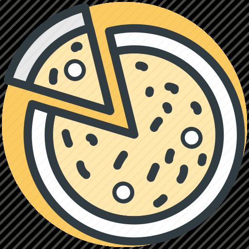 fast food, food, italian food, junk food, pizza icon