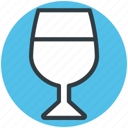 alcohol, beverage, cocktail, drink, wine, wine glass icon