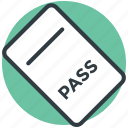 event pass, pass, ticket, vip card, vip pass icon