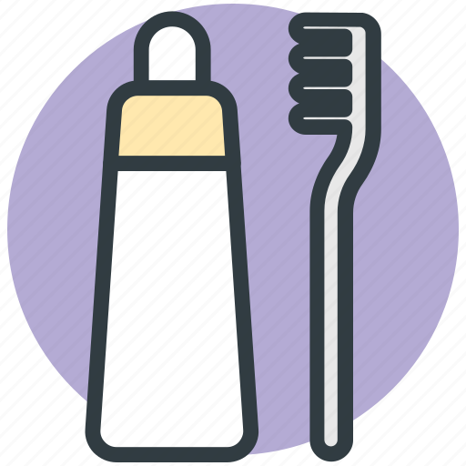 dental care, dental cleanliness, oral care, toothbrush, toothpaste icon
