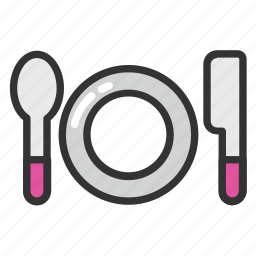 cuisine, dining, dinner, food menu, lunch icon