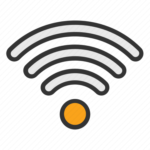 gsm signals, hotspot, wifi signals, wifi waves, wifi zone icon
