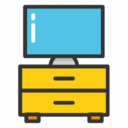 flat screen tv, monitor, television, tv, tv lounge icon