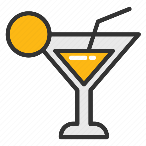 drink, margarita, orange juice, refreshing drink, summer drink icon