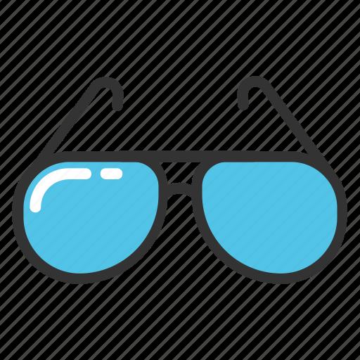beach glasses, eyeglasses, eyewear, fashion glasses, sunglasses icon