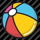 ball, beach ball, parachute ball, pool toy, swimming pool ball