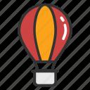 air balloon, fire balloon, hot air balloon, parachute balloon, weather balloon