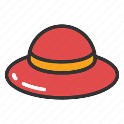 brimmed sun cap, fashion sun hat, floppy summer hat, stylish summer hat, sun hat icon
