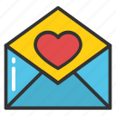 emotional letter, love inspirations, love letter, mash note, someone special icon