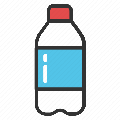 drinking water, pure water, sports water bottle, water, water bottle icon