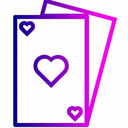 card, casino, game, hotel, play, poker, restaurant icon