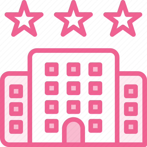 building, hotel, tour, trip, vacation icon