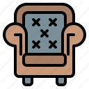 hotel, armchair, chair, furniture, interior, lounge
