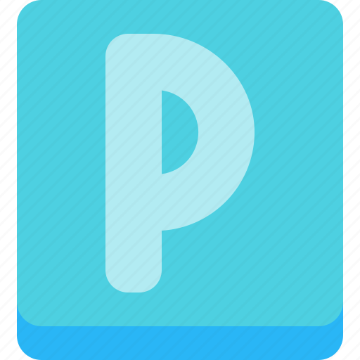 free, hotel, parking, tour, trip, vacation icon