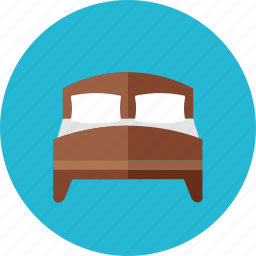 2, bed icon