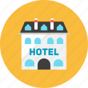 2, hotel icon