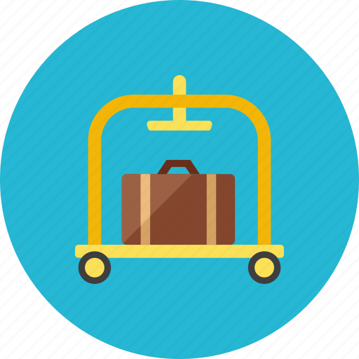 Cart, luggage icon - Download on Iconfinder on Iconfinder