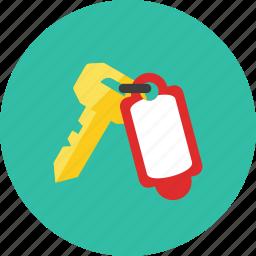 key, room icon