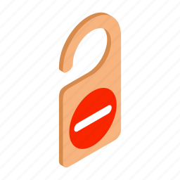 card, door, hotel, label, motel, private, relax icon