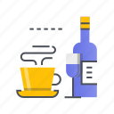 alcohol, bar, drink, food, restaurant icon