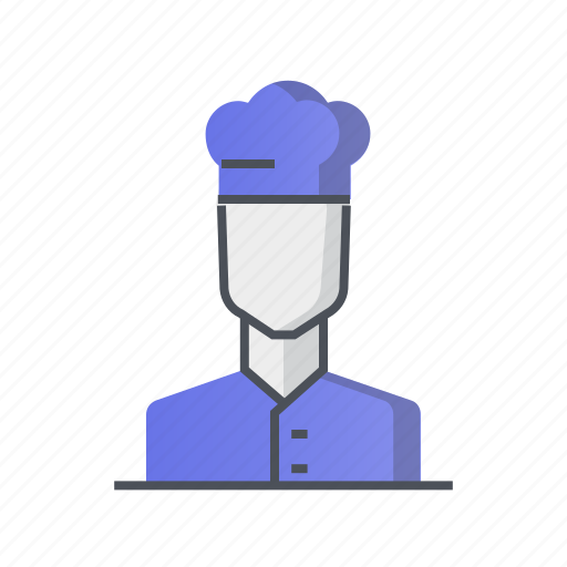 chef, cooking, gastronomy, kitchen, restaurant icon