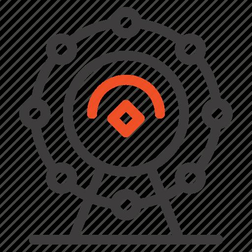 browser, hotel, service, wifi icon