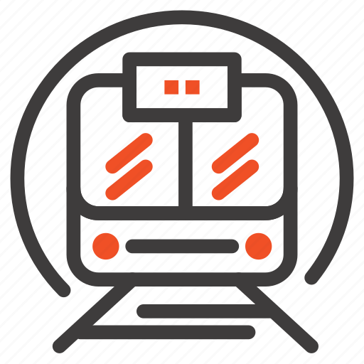 Public, speed, train, transport, trian icon - Download on Iconfinder