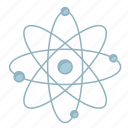 atom, chemistry, molecule, nuclear, science icon