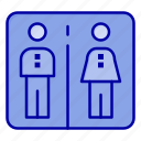 down, elevator, hotel, machine icon