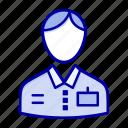 bellboy, bellhop, doorman, hotel, service