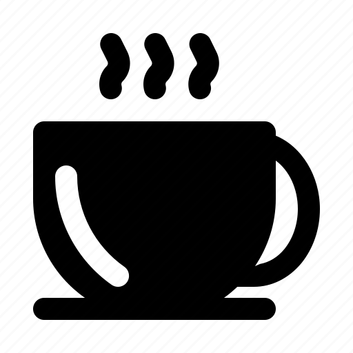 coffee, cup, drink, hot, hotel, tea icon