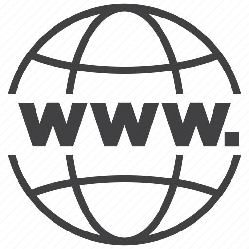 communication, connection, internet, network, social, web, www icon