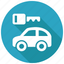 car, rent, rental, vehicle icon