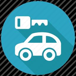 car, rent, rental, vehicle icon