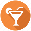 cocktail, drink, margarita icon