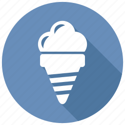 cream, dessert, icecream, sweet icon