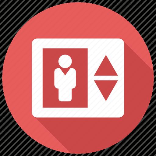 Elevator, lift icon - Download on Iconfinder on Iconfinder