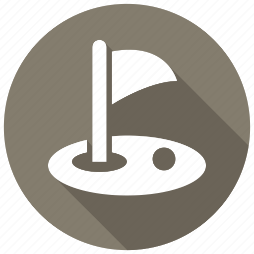 Golf, hole icon - Download on Iconfinder on Iconfinder