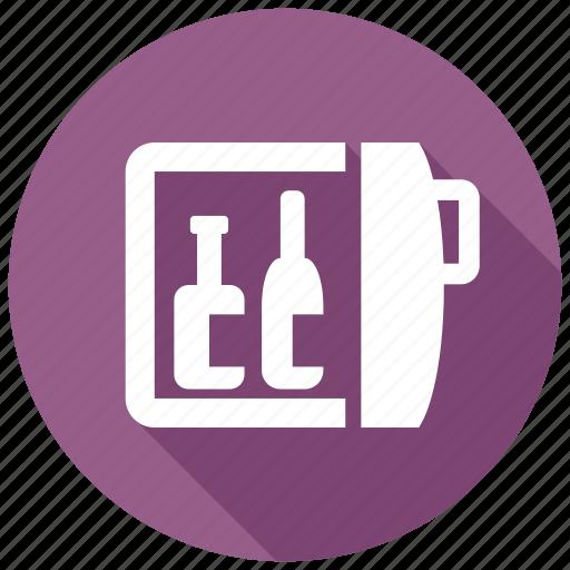 Alcohol, bottle, drink, wine icon - Download on Iconfinder