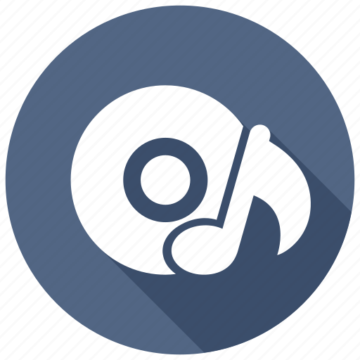 audio, cd, media, music icon