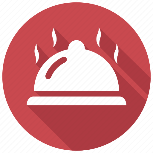 meal, platter, restaurant, serving icon
