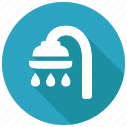 cleaning, faucet, shower, washing icon