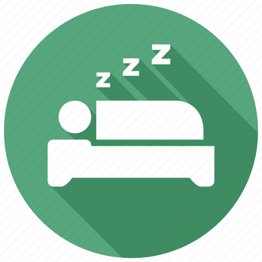 bedroom, rest, sleep icon