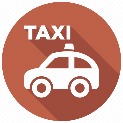 Taxi, cab icon - Download on Iconfinder on Iconfinder