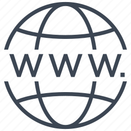 browser, communication, connection, internet, network, web, www icon