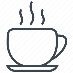 cafe, coffee, cup, drink, hot, relaxed, tea icon