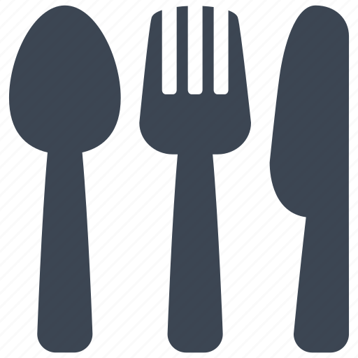 breakfast, cooking, cutlery, dinner, eat, eating, restaurant icon