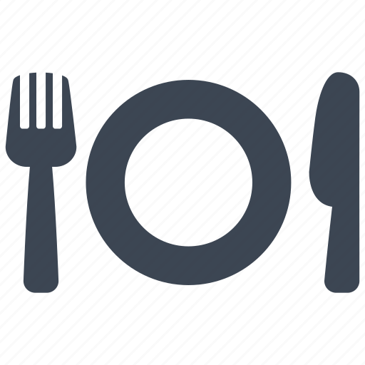 breakfast, cooking, cutlery, dining, dinner, eat, meal icon